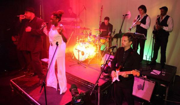 Alibi Wedding Band - Fantasia Music