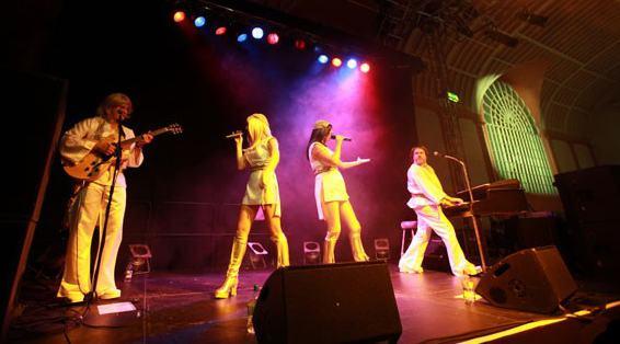 ABBAs Angels - Fantasia Music