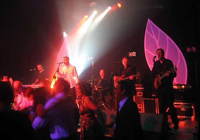 The Party Faithful Band - Fantasia Music
