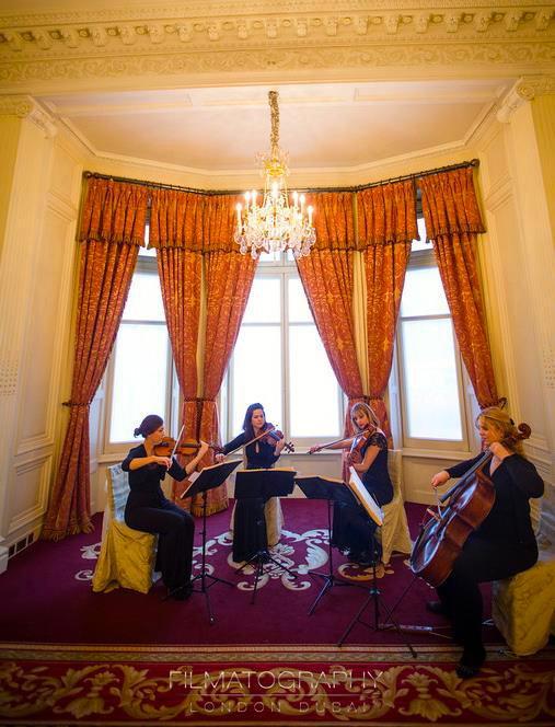 Apollo Strings Quartet - Fantasia Music