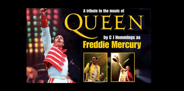 Colin Hemmings Queen Tribute - Fantasia Music