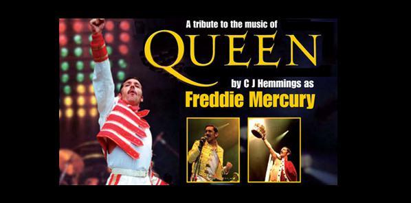 Colin Hemmings Queen Tribute - Fantasia Music