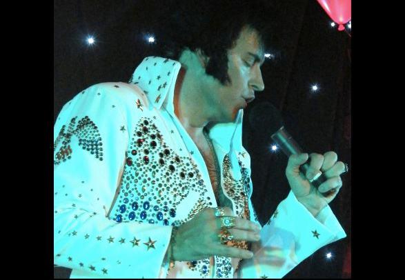 Craig Jefferson Elvis Tribute - Fantasia Music