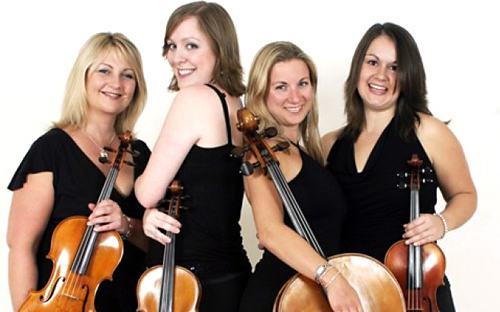 Highly Strung String Quartet