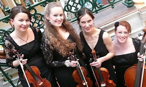 Nero String Quartet - Fantasia Music