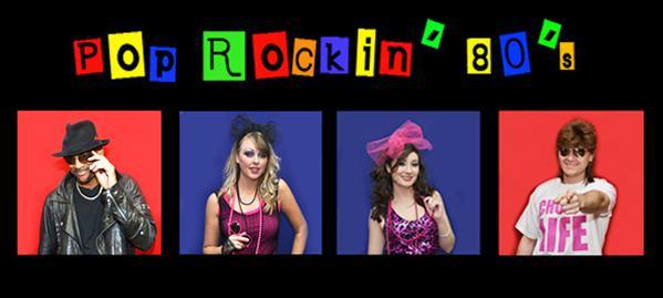 Pop Rockin 80s - Fantasia Music