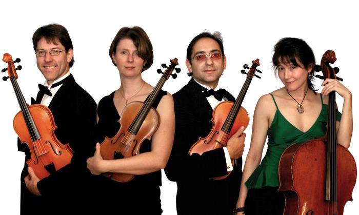 Quartz String Quartet - Fantasia Music