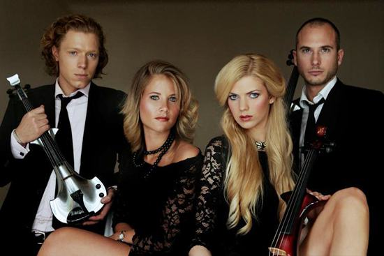 Ruby Electric String Quartet - Fantasia Music