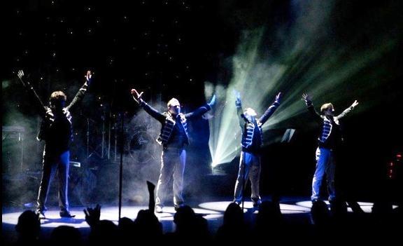 Rule the World Take That Tribute - Fantasia Music