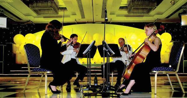 Status Cymbal String Quartet - Fantasia Music