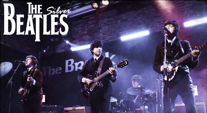 The Silver Beatles - Fantasia Music