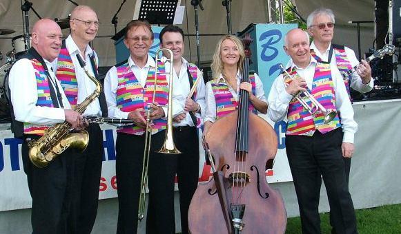 Bob Wilson Jazz Band - Fantasia Music