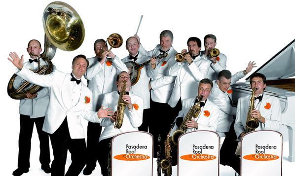 Pasadena Roof Orchestra - Fantasia Music
