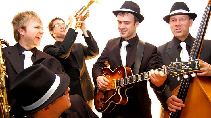 Silk Street Swing - Fantasia Music