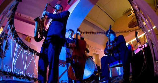 Virginia Jazz Trio - Fantasia Music