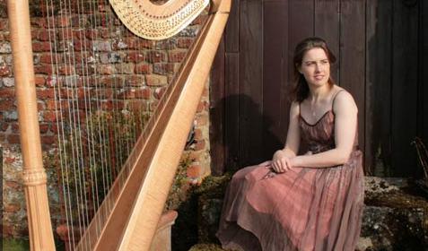 Anna Wynne Harpist - Fantasia Music