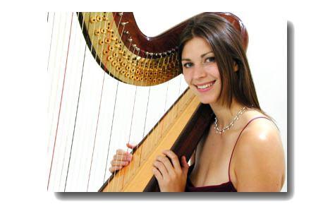 Camilla Pay Harpist - Fantasia Music