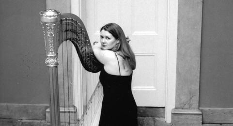Fiona Hosford Harpist - Fantasia Music