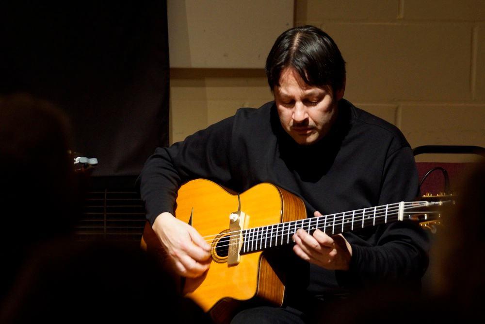 Jonny Hepbir Guitarist - Fantasia Music