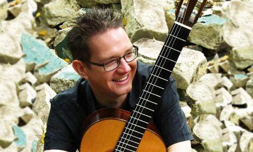 Michael Hulmes Guitarist -Fantasia Music