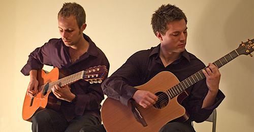 Morris Weston Guitar Duo - Fantasia Music