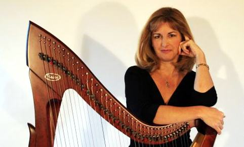 Sarah Deere Jones Harpist - Fantasia Music