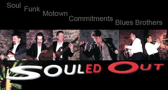 Souled Out Soul Band - Fantasia Music