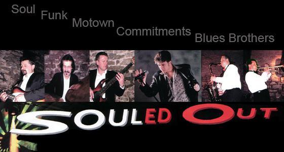 Souled Out Soul Band - Fantasia Music