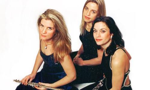 The Windwood Trio - Fantasia Music