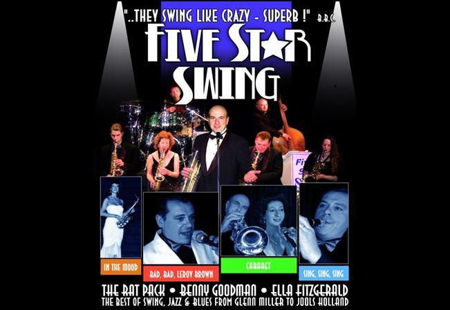 Five Star Swing Band - Fantasia Music