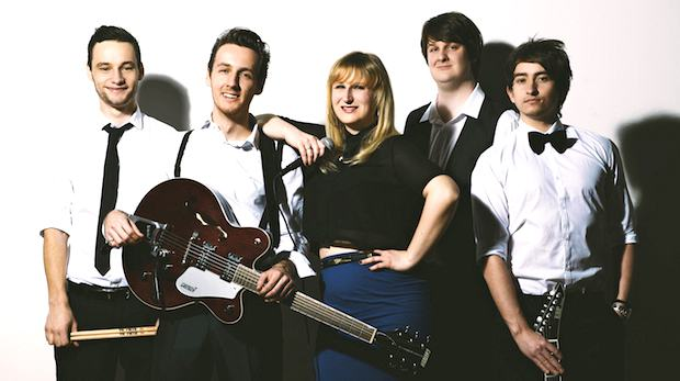 4 To The Floor Band - Fantasia Music
