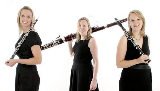 Fantasia Wind Trio - Fantasia Music