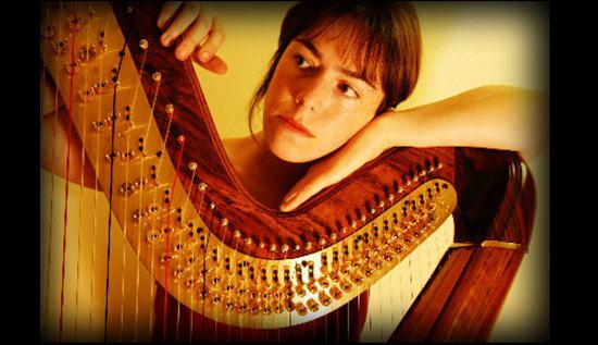 Danielle Clarke Harpist - Fantasia Music