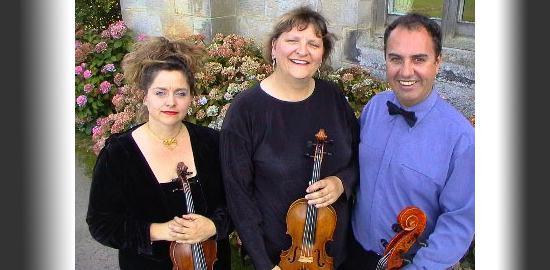 Goyesca String Trio - Fantasia Music