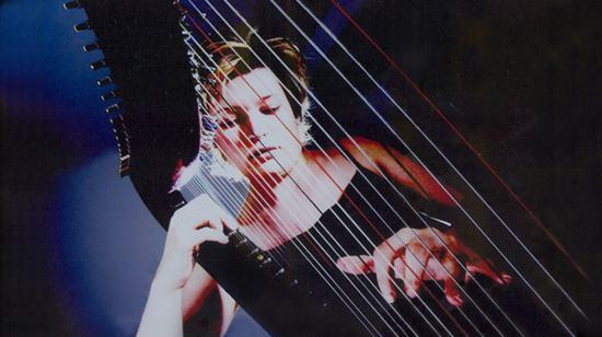 Leah Fox Harpist - Fantasia Music