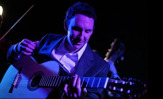 Mike G Guitarist - Fantasia Music