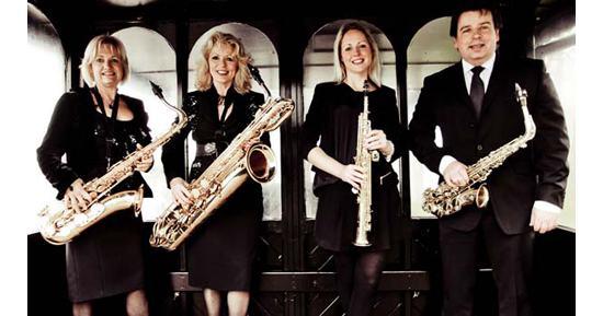 Switch Saxophone Quartet - Fantasia Music