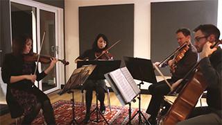orwell string quartet - Fantasia Music