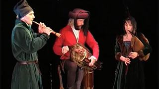Minstrel Majesty - Medieval musicians