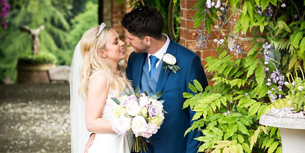 chewton glen wedding - photo Abi Chadwick
